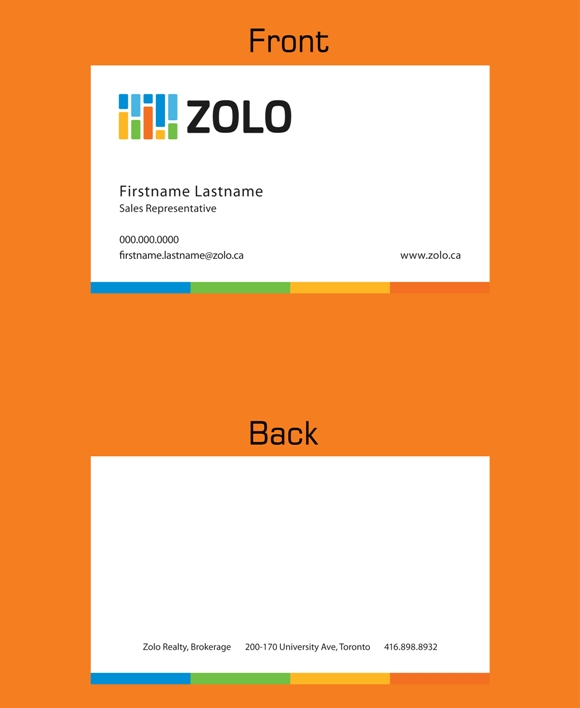 Zolo business cards sv signs home real estate signs zolo business cards zolo business cards colourmoves